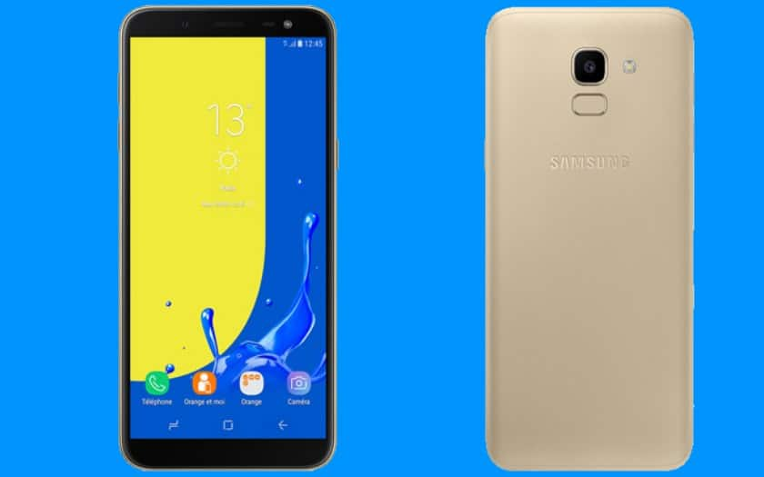 galaxy j4 j6 prime lancement imminent