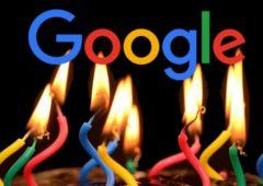 google 20 ans 1