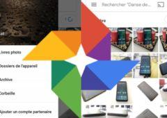 google photos mise a jour 2