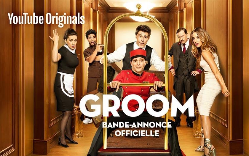 groom youtube