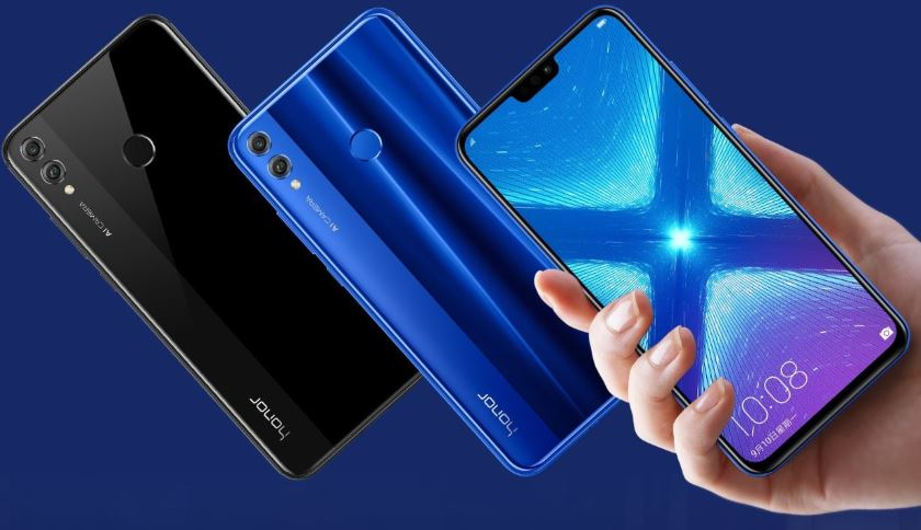 honor 8X max officiel