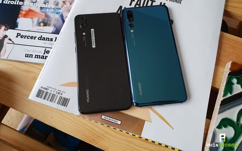 huawei p20 android pie