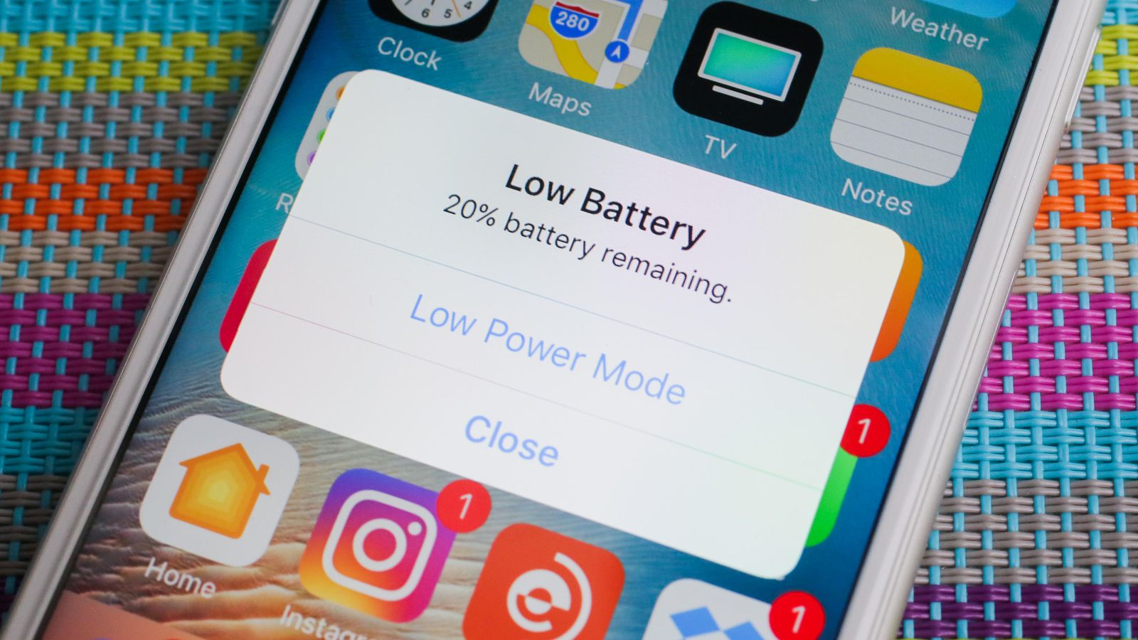 iPhone 2018 pas chargeur rapide
