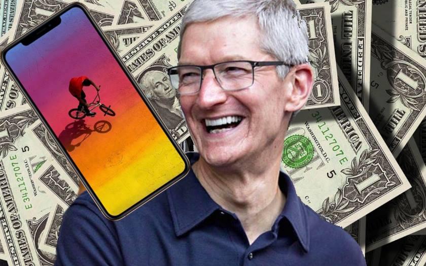 iphone 85 millions ventes