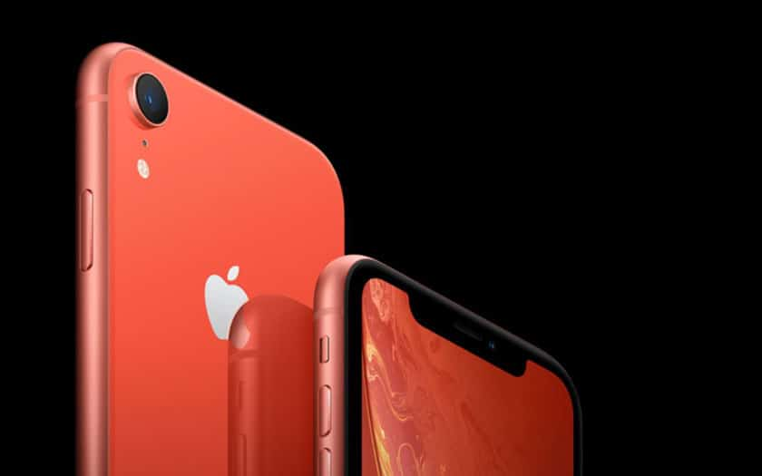 iphone xr officiel