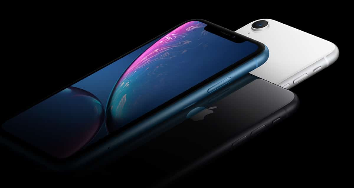 iPhone xr tue concurrence