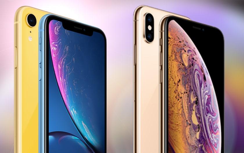 foto de iPhone XS, XS Max et XR : date de sortie, prix et fiche technique