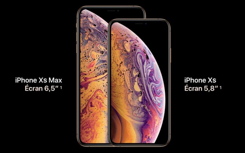 foto de iPhone XS ou XS Max pas cher : où l'acheter au meilleur prix en 2020 ?