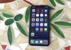 iphone xs max meilleur ecran 1