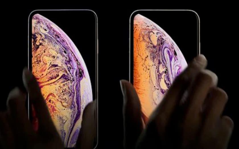 iPhone XS précommandes
