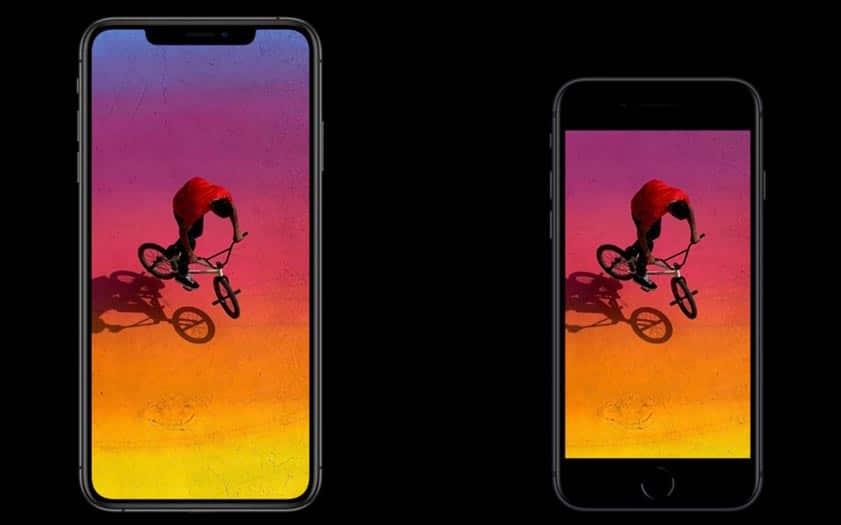 iphone xs iphone 8