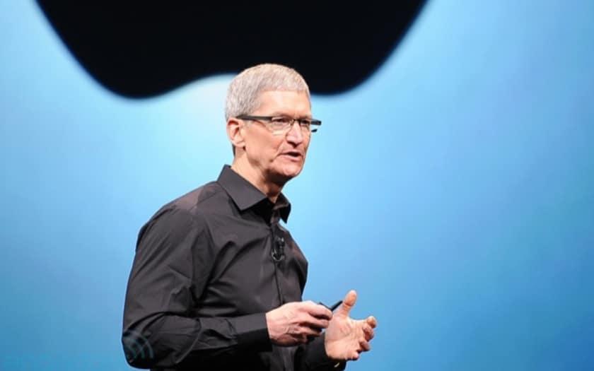 keynote apple Tim cook