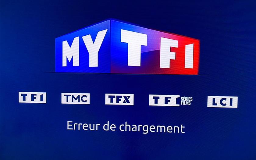 myTF1 Freebox