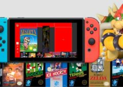 nintendo switch jeux nes 1