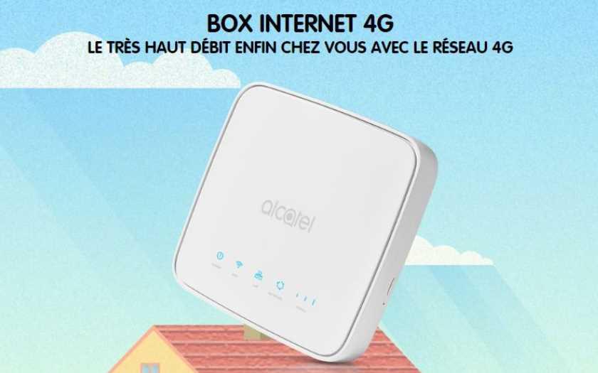 nrj mobile 4G box