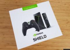 nvidia shield tv mise a jour 1