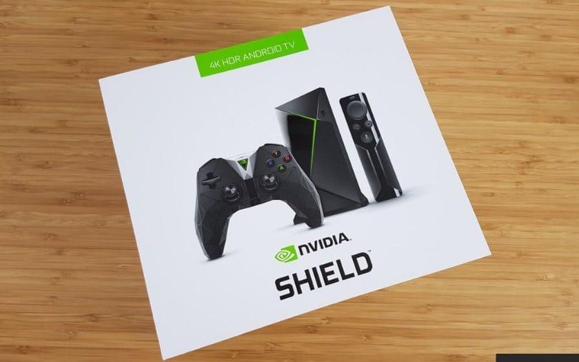 nvidia shield tv mise a jour