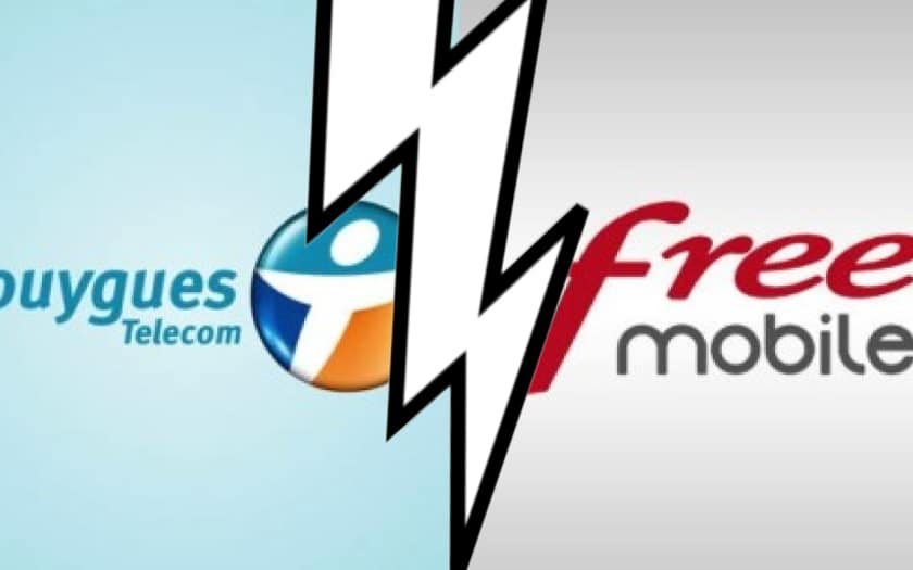 panne bouygues free