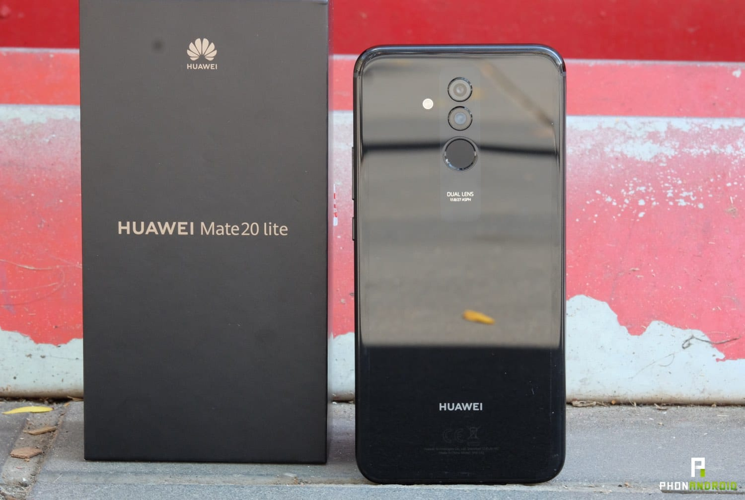 double coque huawei mate 20 lite