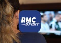 rmc sport regarder tv