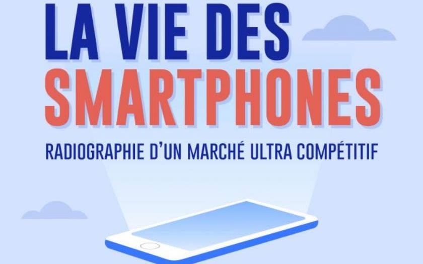 smartphones infographie ledenicheur
