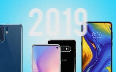 smartphones plus attendus 2019