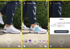 actualit s sur snapchat l 39 application gratuite de partage de photos et vid os. Black Bedroom Furniture Sets. Home Design Ideas