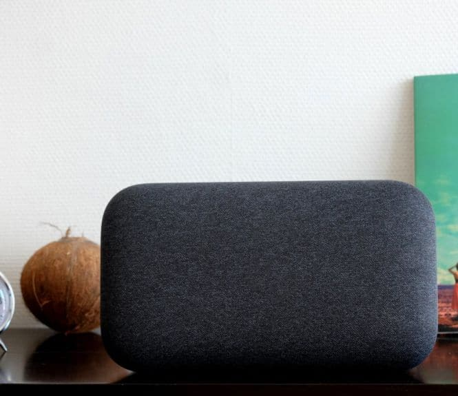 test google home max
