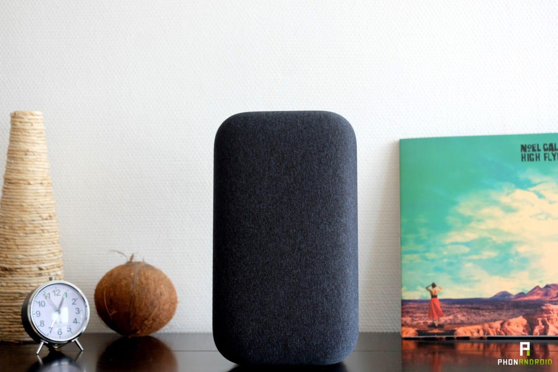 test google home max reconnaissance vocale