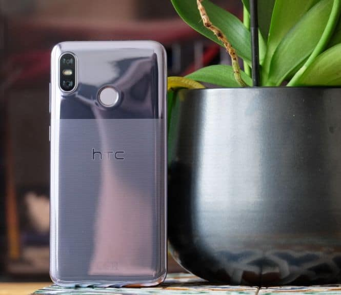 test htc u12 life design