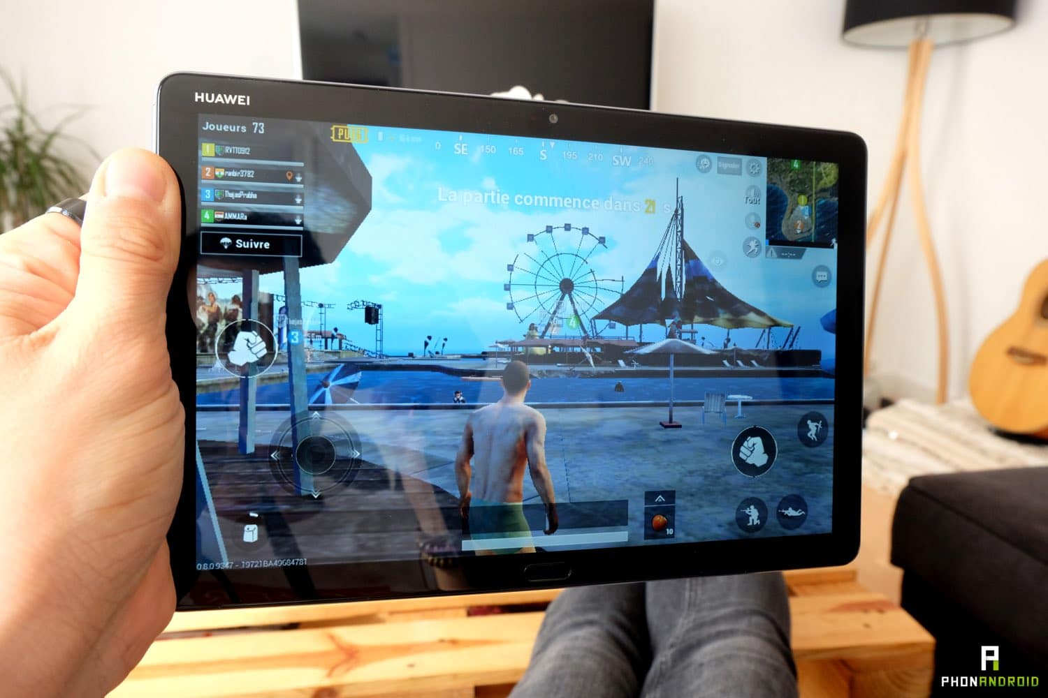 test huawei mediapad m5 lite performances