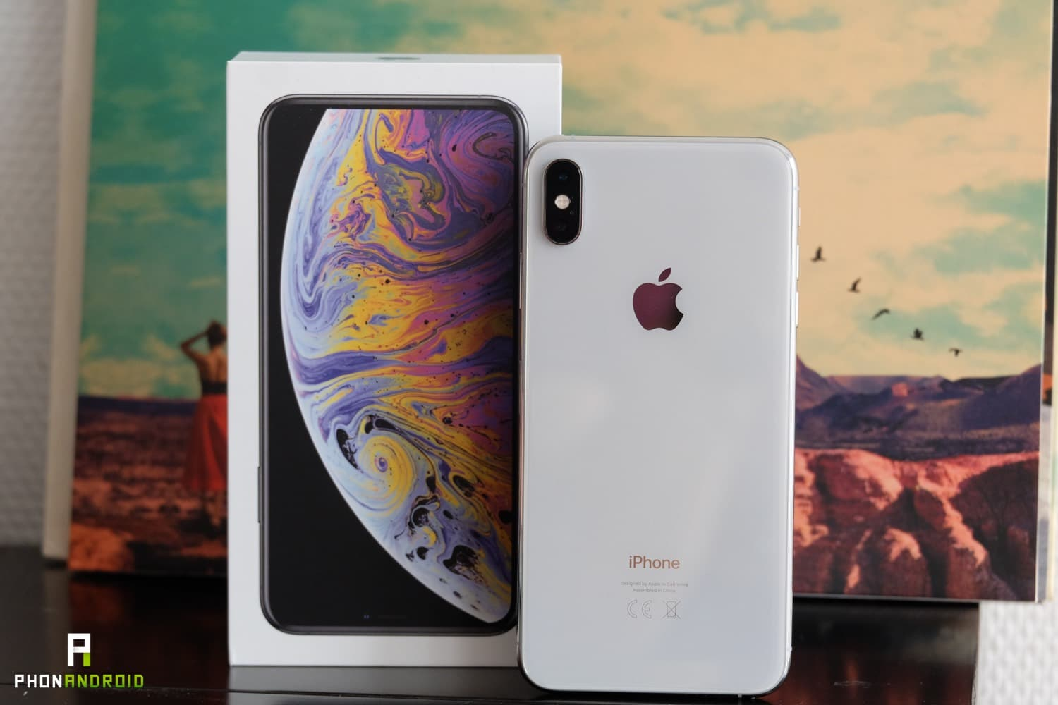 test iphone xs max review