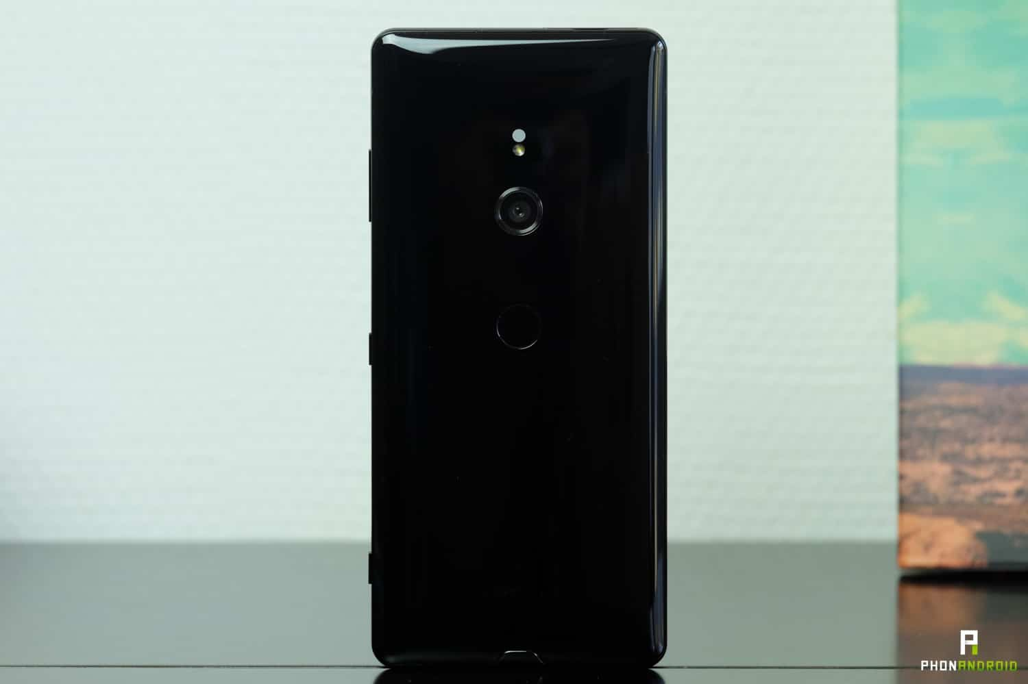 test sony xperia xz3 design