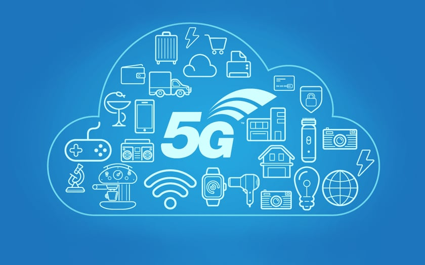 5g illustration