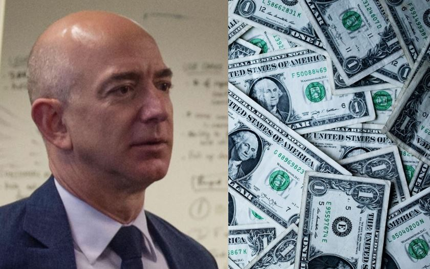 You are Jeff Bezos, jeu dépenser 156 milliards de dollars