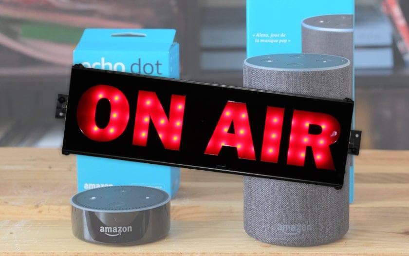 Comment désactiver le micro sur Amazon Echo