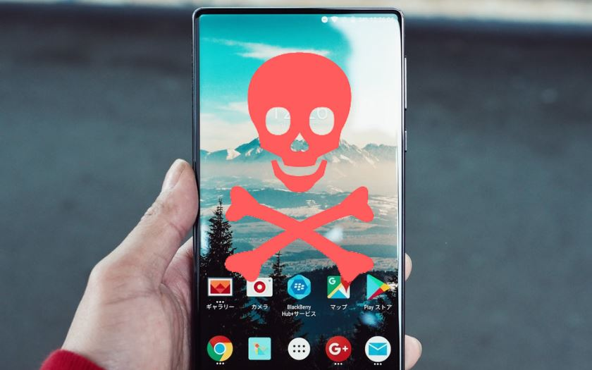 android drm securite malware