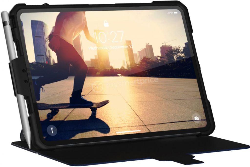 """L'iPad Pro 12,9"""" apparaît chez un fabricant de coques"""