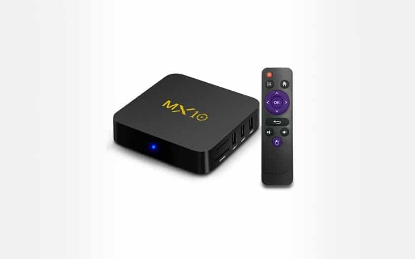 box tv mx10