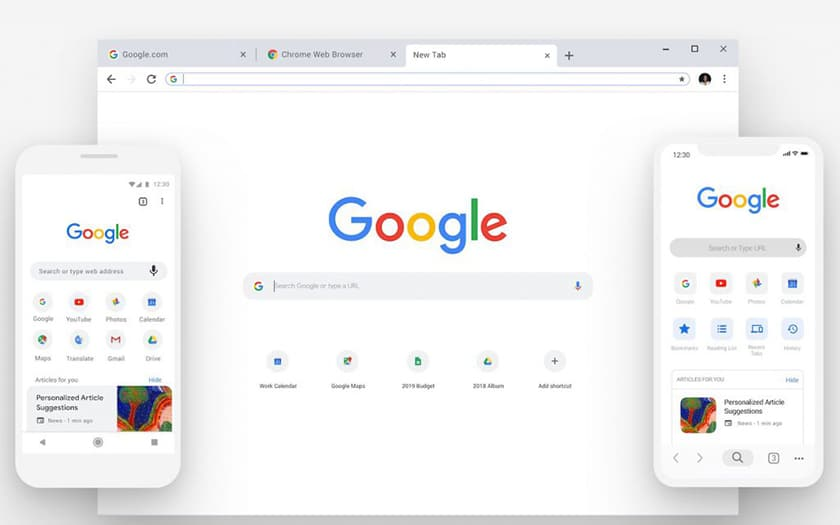 chrome 70 google