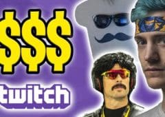 combien argent gagnent streamers twitch