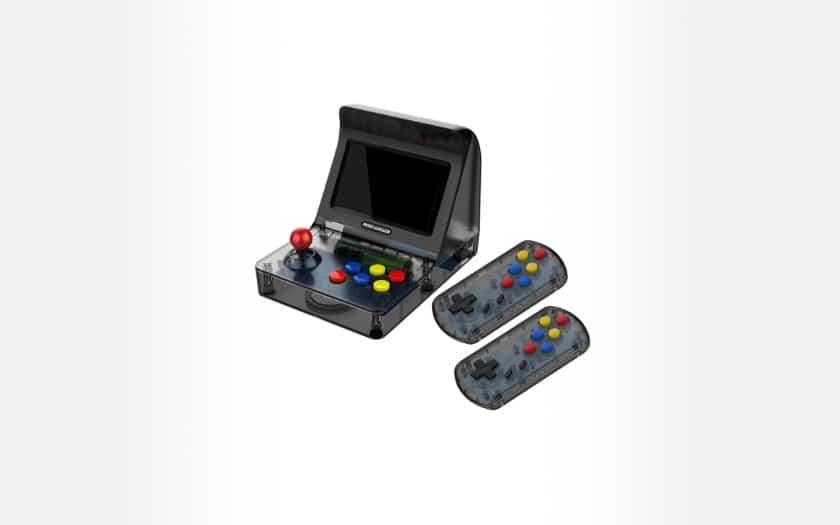 console de jeu arcade retro