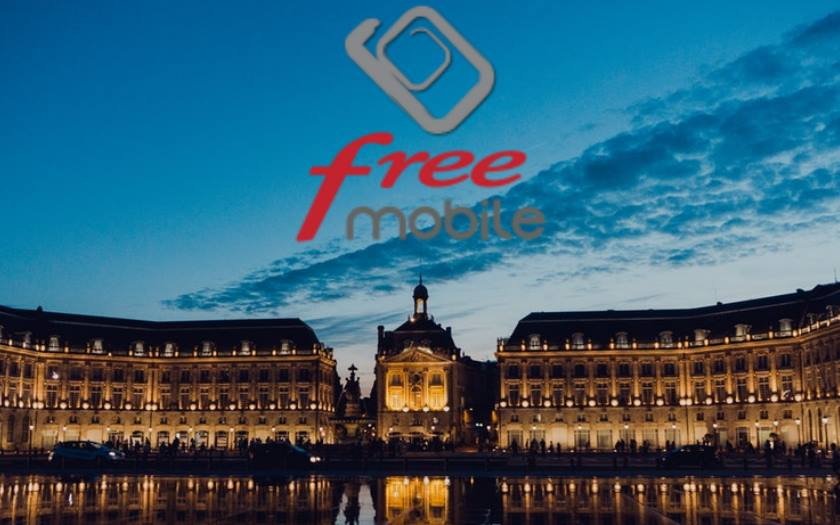 couverture 4G free mobile 700 mhz