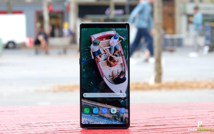 Galaxy Note 10 Un Ecran Plus Grand Mais Un Format Plus Compact Que