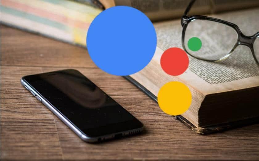 google assistant ecran verouille