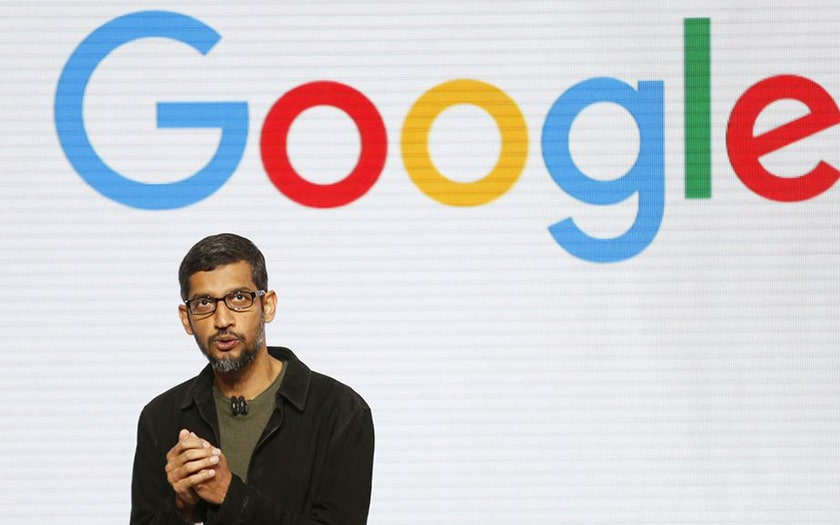 google harcèlement sexuel