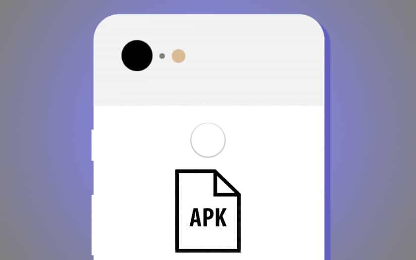 Pixel 3 : téléchargez l'APK de l'application Appareil Photo