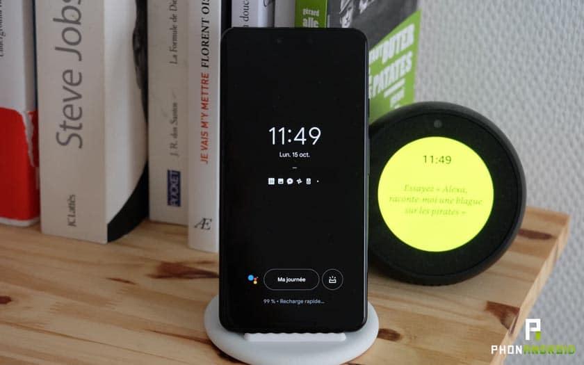 google pixel 3 xl pixel stand recharge sans fil