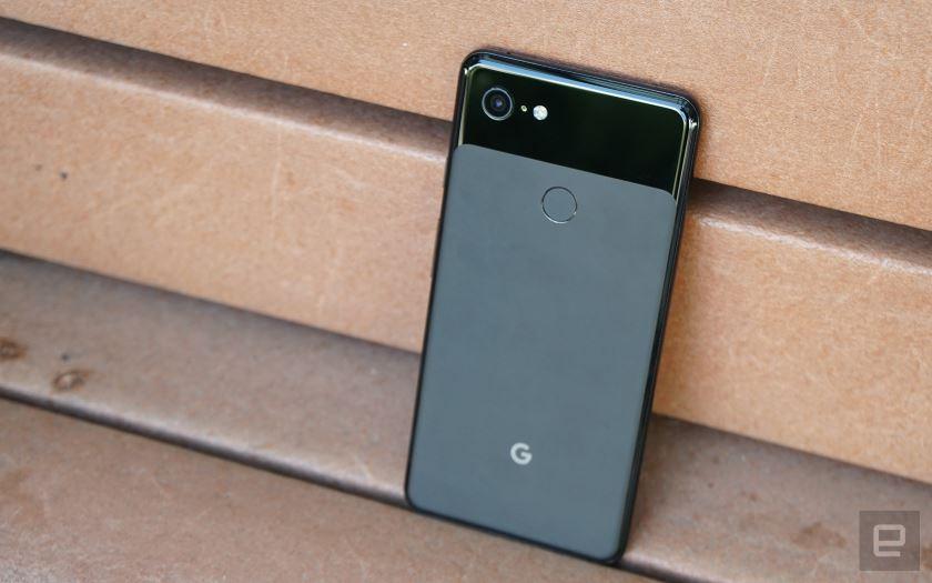 google pixel-3 xl prise en main