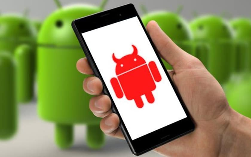 google play store applications android malware bancaire